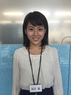 田中萌 (アナウンサー)の画像 p1_6