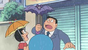 #20 好奇怪的雨傘(おかしなおかしなかさ)