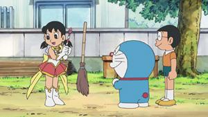 #170 小魔女靜香(魔女っ子しずちゃん)