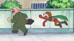 #173 正義的英雄 貓頭鷹俠(正義のヒーロー フクロマン)