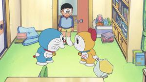 #231 哆啦A夢 VS 吸血鬼,上集(22世紀の大決戦!ドラえもんvsドラキュラ(前))