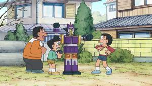 #272 手作的巨大機器人大暴動(大あばれ、手作り巨大ロボ)