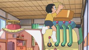 #315 大騷動!大雄的嬰兒(大あばれ!のび太の赤ちゃん)