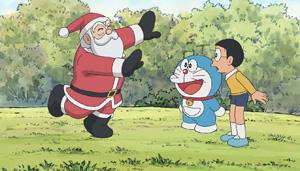 #383 耶誕夜的耶誕小偷老人(聖夜のドロボーサンタクロース)