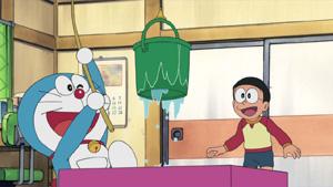 日本《哆啦A夢》下集預告