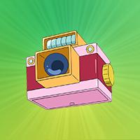 拍立得速成迷你屋製造照相機(ポラロイドインスタントミニチュア製造カメラ)