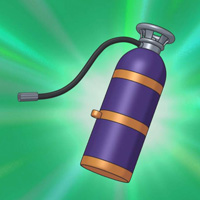 浮水瓦斯(浮き水ガス)