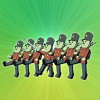 玩具兵(おもちゃの兵隊)