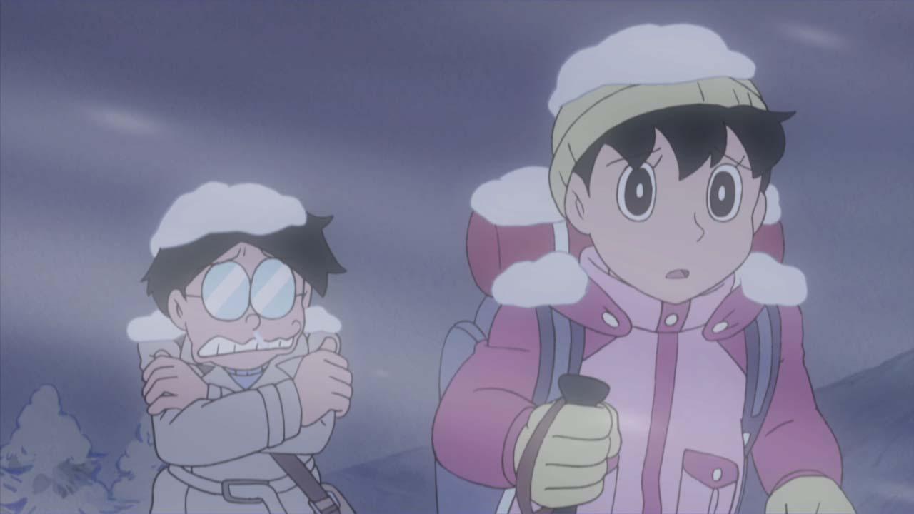 #594 雪山的羅曼史(雪山のロマンス)