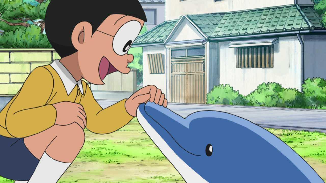 #609 空地的海豚 (空き地のイルカ)