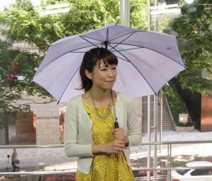 雨 の 日 の お 姉ちゃん
