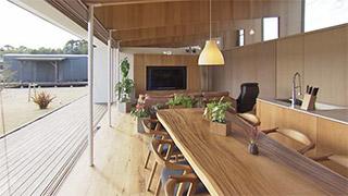2019年3月16日(土) 千葉県いすみ市・松本邸 家具工場で造られた家